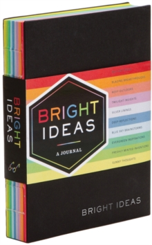 Bright Ideas Journal, Notebook / blank book Book
