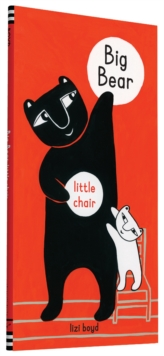 Big Bear Little Chair, Hardback Book