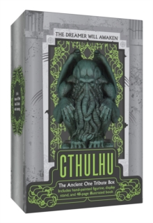 Cthulhu: The Ancient One Tribute Box, Novelty book Book