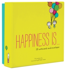 Happiness Is . . . 20 Notecards to Spread the Joy, Other printed item Book