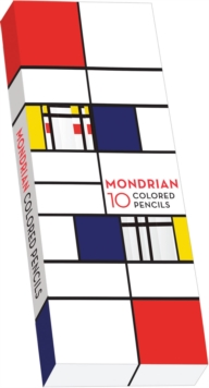 Mondrian Colored Pencils, Other merchandise Book