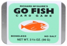 Richard McGuire's Go Fish Card Game, Game Book