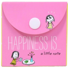 Happiness Is: A Little Note : 30 Pocket-Size Notecards and Envelopes, Cards Book