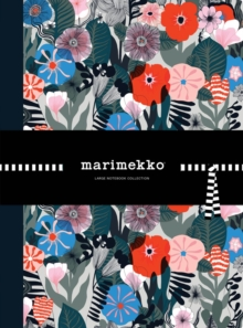 Marimekko Large Notebook Set, Notebook / blank book Book