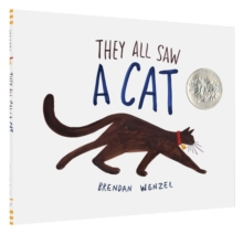 They All Saw a Cat, Hardback Book