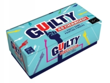 Guilty as Charged! : The Game of Pointing Fingers, Game Book
