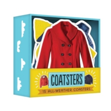 Coatsters: 15 All-Weather Coasters, Other merchandise Book