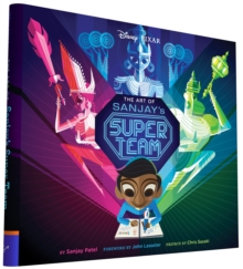 Art of Sanjay's Super Team, Hardback Book
