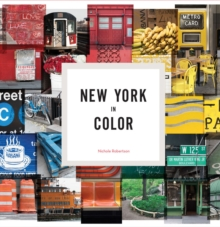 New York in Color, Hardback Book