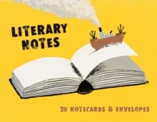 Literary Notes, Cards Book