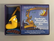 Goodnight, Goodnight, Construction Site Book and Plush Gift Set, Mixed media product Book