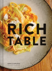 Rich Table, Hardback Book