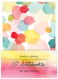 Simply Joyful: 10 Notebooks, Notebook / blank book Book