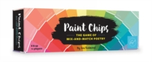 Paint Chip Poetry : A Game of Color and Wordplay, Game Book
