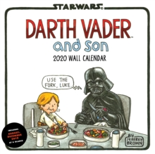 Darth Vader and Son 2020 Wall Calendar, Calendar Book