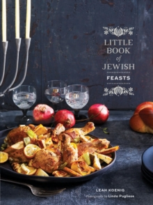 Little Book of Jewish Feasts, Hardback Book