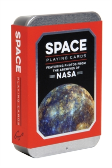 Space Playing Cards : Featuring Photos from the Archives of NASA, Cards Book