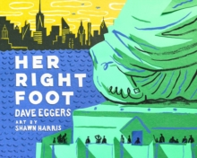 Her Right Foot, Hardback Book