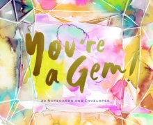 You're a Gem! : 20 Notecards and Envelopes, Cards Book