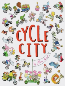 Cycle City, Hardback Book