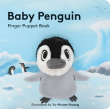 Baby Penguin: Finger Puppet Book, Board book Book