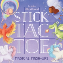Stick Tac Toe: Magical Mash-ups!, Game Book
