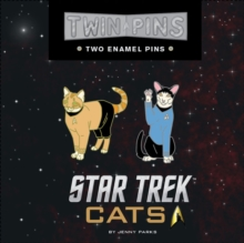Star Trek Cats Twin Pins, Other merchandise Book