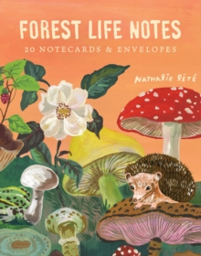 Forest Life Notes : 20 Notecards & Envelopes, Cards Book