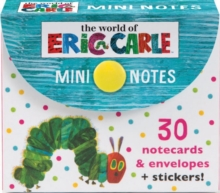The World of Eric Carle(TM) Mini Notes, Cards Book