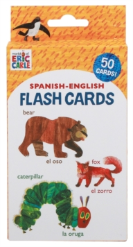 World of Eric Carle (TM) Spanish-English Flash Cards, Cards Book