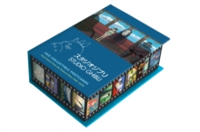 Studio Ghibli: 100 Collectible Postcards, Postcard book or pack Book