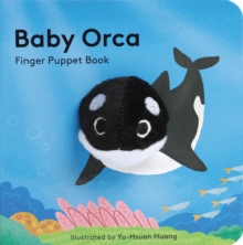 Baby Orca: Finger Puppet Book, Board book Book
