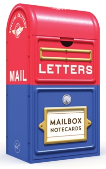 Mailbox Notecards, Cards Book