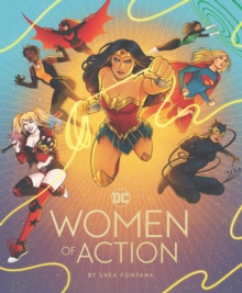 DC: Women of Action, Hardback Book