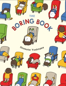 The Boring Book, Hardback Book