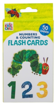 World of Eric Carle (TM) Numbers & Counting Flash Cards, Cards Book