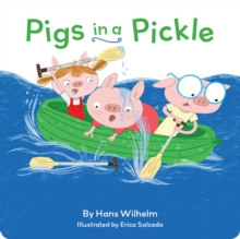 Pigs in a Pickle, Board book Book