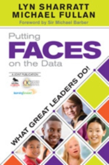 Putting FACES on the Data : What Great Leaders Do!, Paperback Book