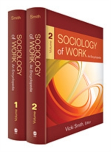 Sociology of Work : An Encyclopedia, Hardback Book