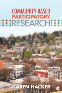 Community-Based Participatory Research, Paperback / softback Book