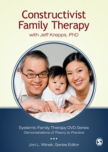 Constructivist Family Therapy : with Jeff Krepps, PhD, DVD video Book