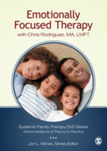 Emotionally Focused Therapy : with Chris Rodriguez, MA, LMFT, DVD video Book