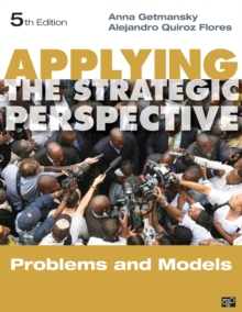Applying the Strategic Perspective : Problems and Models, Workbook, Paperback / softback Book