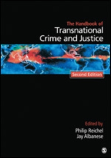 Handbook of Transnational Crime and Justice, Hardback Book