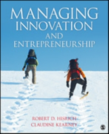 Managing Innovation and Entrepreneurship, Paperback / softback Book