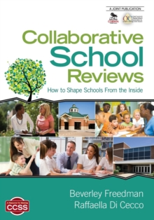 Collaborative School Reviews : How to Shape Schools From the Inside, Paperback / softback Book