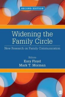 Widening the Family Circle : New Research on Family Communication, Paperback / softback Book