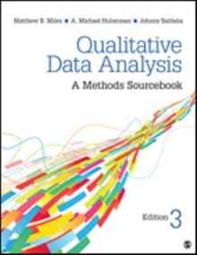 Qualitative Data Analysis : A Methods Sourcebook, Paperback Book