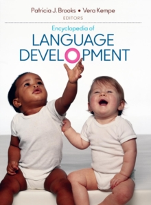 Encyclopedia of Language Development, Hardback Book