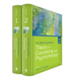 The SAGE Encyclopedia of Theory in Counseling and Psychotherapy, Hardback Book